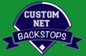 Custom Net Backstops, Inc. Logo