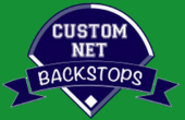 Custom Net Backstops, Inc. Logo